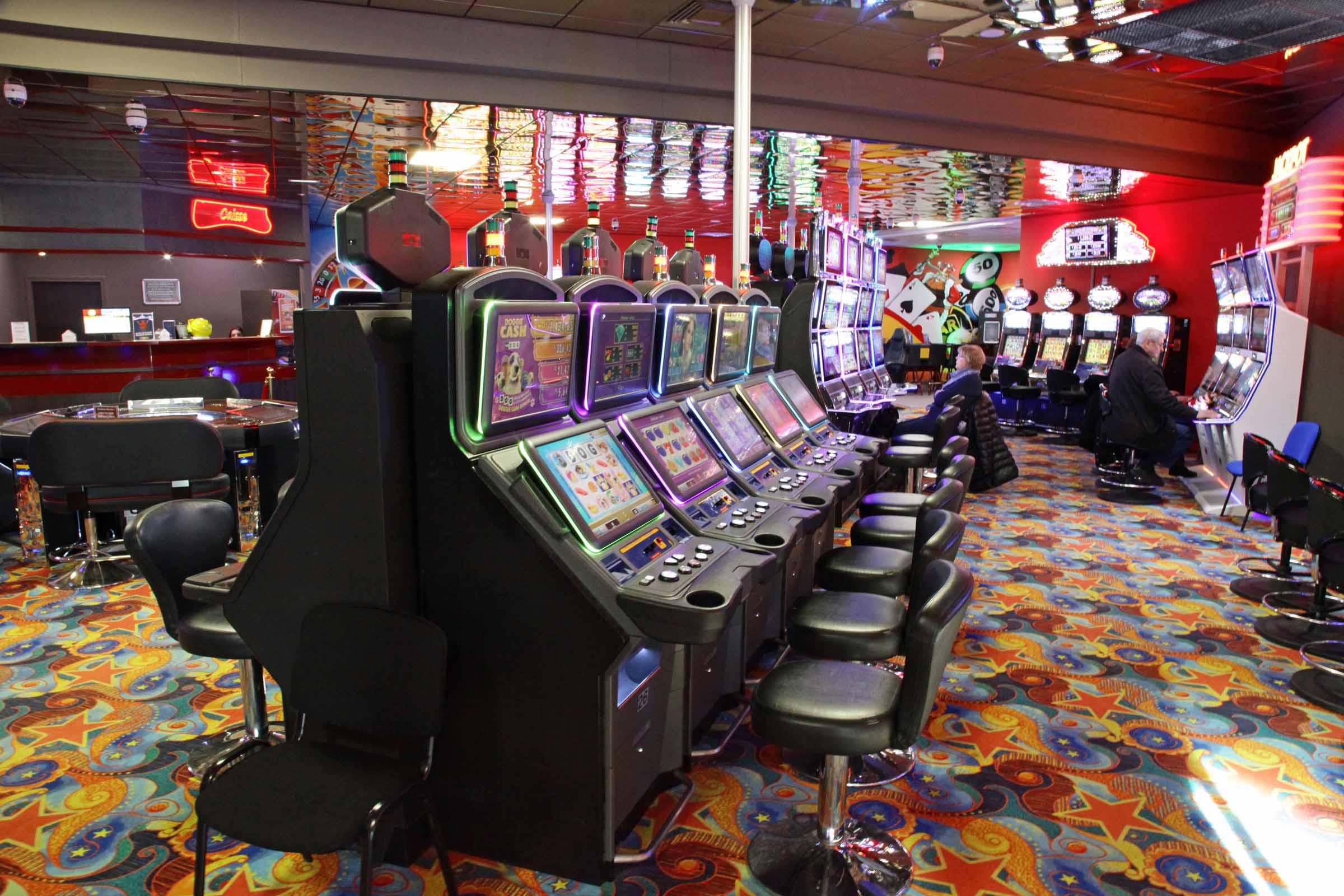 Platinum reel casino