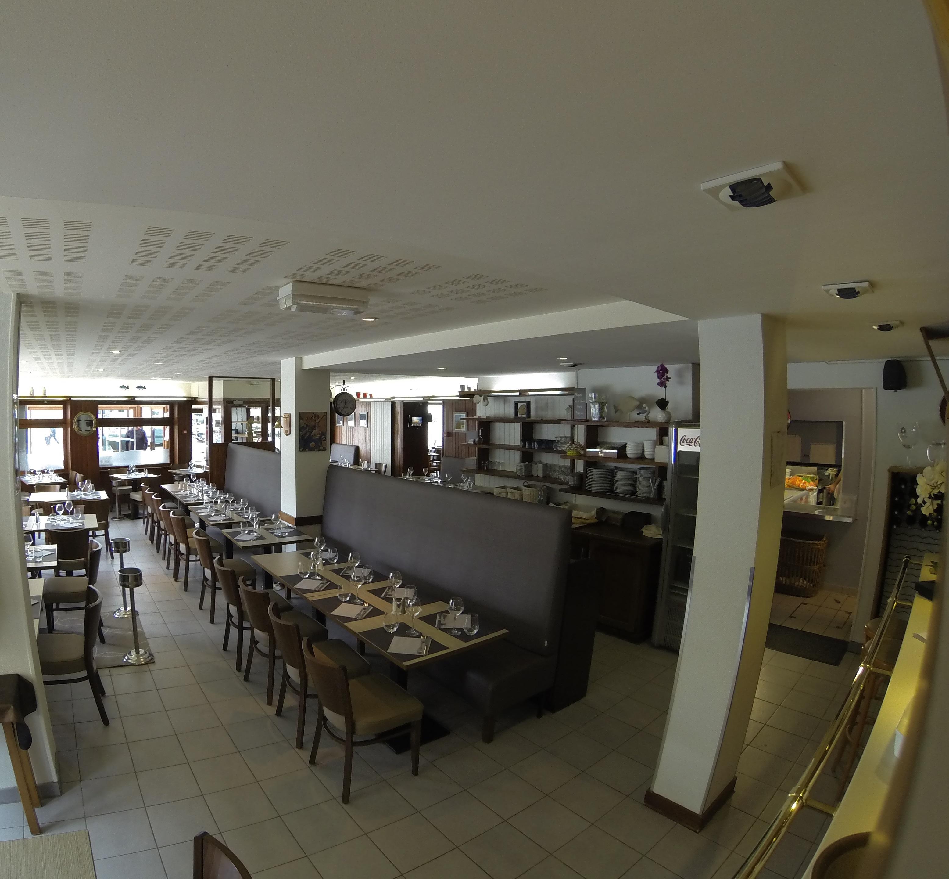 Restaurant Fruits De Mer Fort Mahon Plage